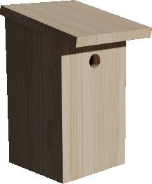 nichoir pour oiseaux BaL