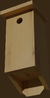 nichoir pour oiseaux BaL2