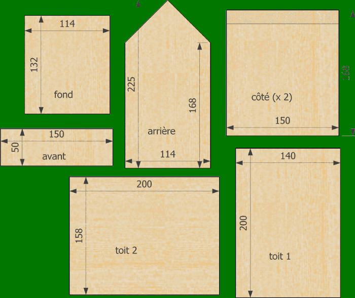 Plans De Nichoirs Multi Specifiques