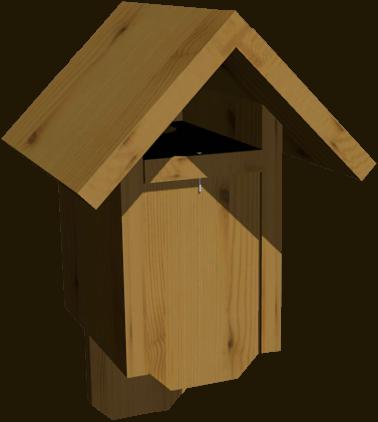 nichoir pour oiseaux. Black Bedroom Furniture Sets. Home Design Ideas