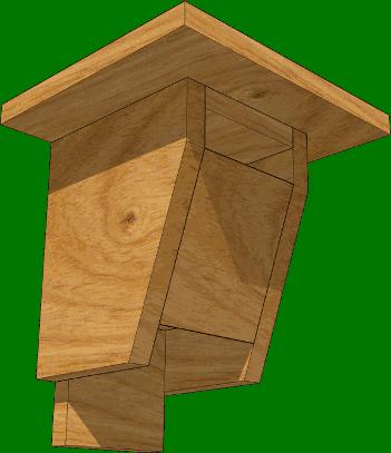 nichoir pour oiseaux Trogo-0