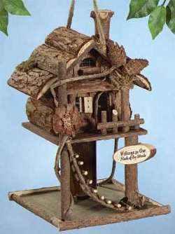 nichoir oiseaux original best nichoir a oiseaux bois et. Black Bedroom Furniture Sets. Home Design Ideas