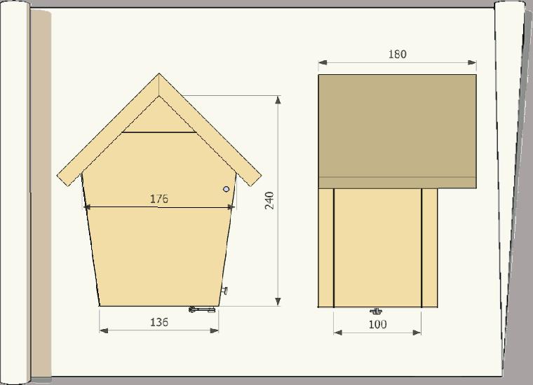 plans de nichoirs multi sp cifiques 5. Black Bedroom Furniture Sets. Home Design Ideas