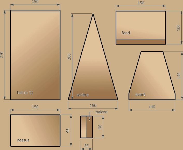 Plans De Nichoirs Multi Specifiques 2